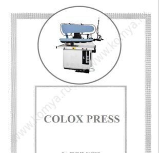 PONY COLOX PRESS